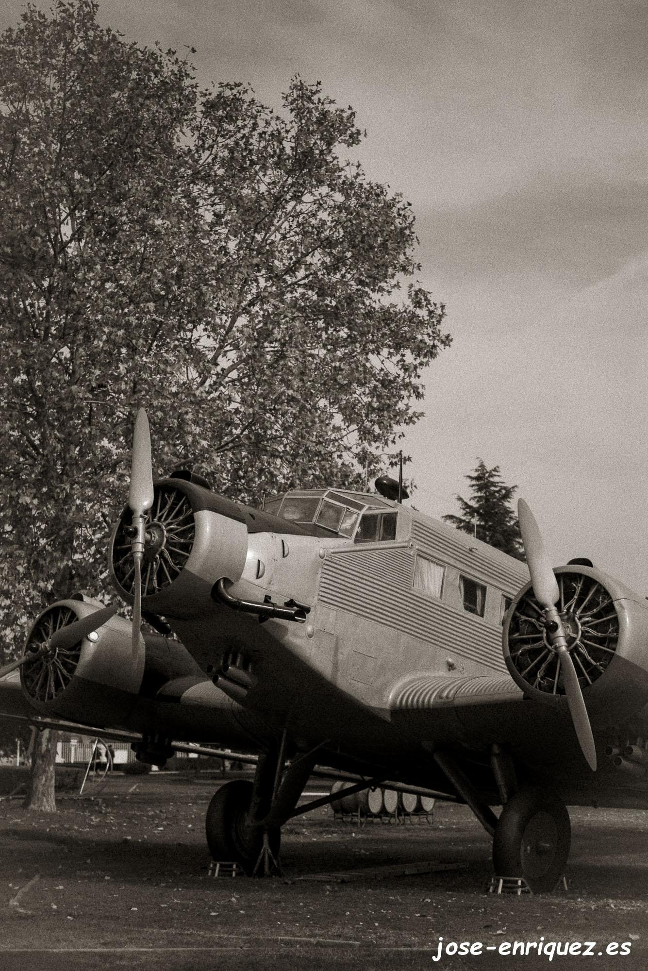 03-009-06 Casa 352-Junkers Ju-52 3M. Museo del Aire (6)