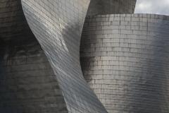 04-006 04 Fachada. Museo Guggenheim de Bilbao.
